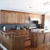 Solid Walnut - Built for Christi Construction