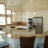 Bisque Thermofoil - Remodel Built for DeBoy Construction